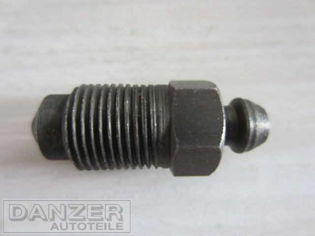 Entlüftungsventil für Radbremszylinder vorn, Barkas M12 x1