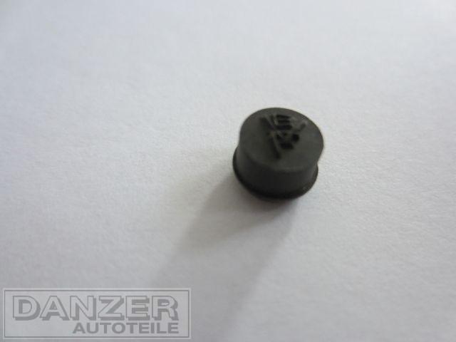 Stopfen für Leerlaufgemischschraube schwarz, 4-Takt-Vergaser