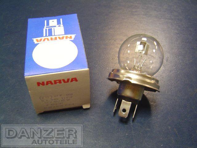 R2-Lampe, 12 V 45/40 W