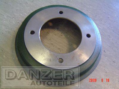 Bremstrommel hinten ( 30 mm breit ), Wartburg