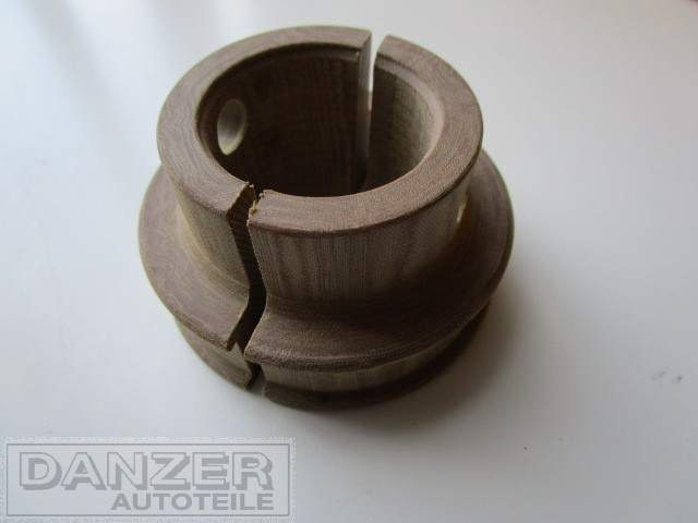 Gleitbuchsenhälften Barkas, Neuproduktion, pertinax ( Paar )