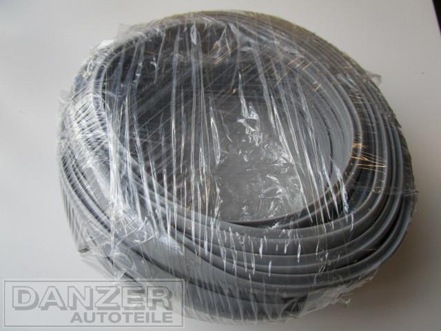 Einschiebeprofil für Zierleisten, 7m, grau