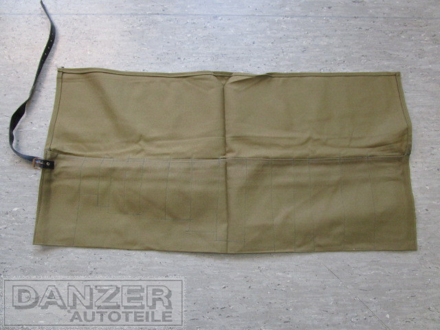 originale Werkzeugtasche für DDR-Fahrzeuge