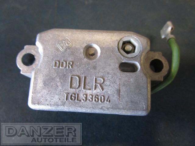 Regler 12 V für Drehstromlichtmaschine ( DLR )