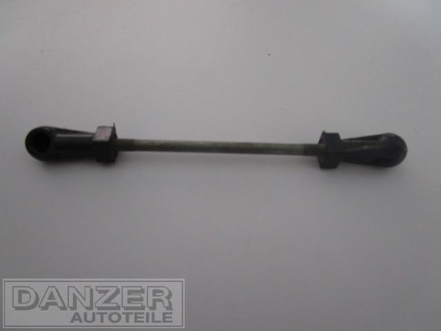 Gewindestange mit Kugelpfanne für Gasgestänge W 311/ Barkas, 130 mm Länge