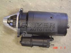 Anlasser 12 V, Trabant 601, regeneriert